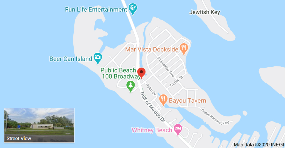 7000 Gulf of Mexico Drive Office by RVA Vacation Rentals