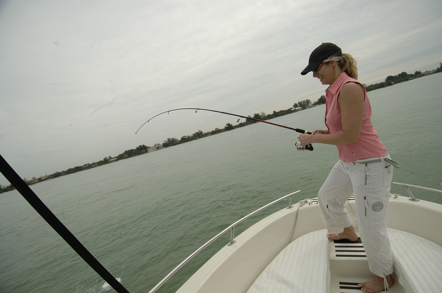 Wolfmouth Charters on Longboat Key with RVA Vacation Rentals