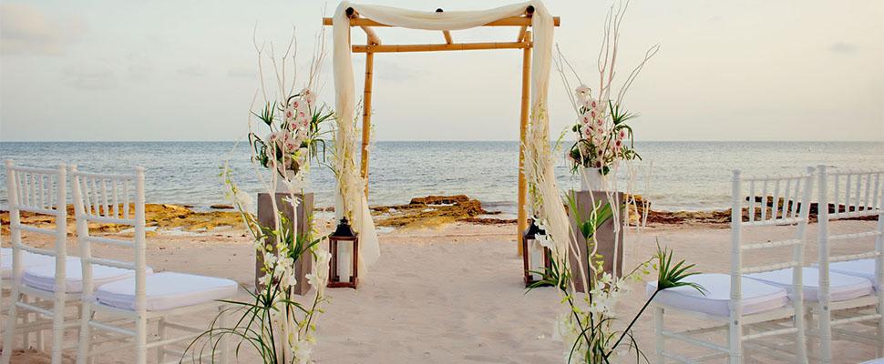 Beach Weddings on Anna Maria Island by RVA Vacation Rentals