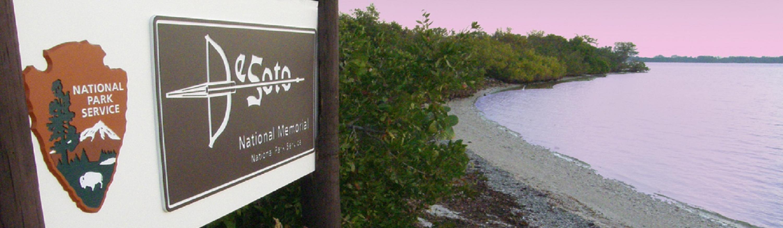 De Soto National Memorial Park in Bradenton with RVA Vacation Rentals
