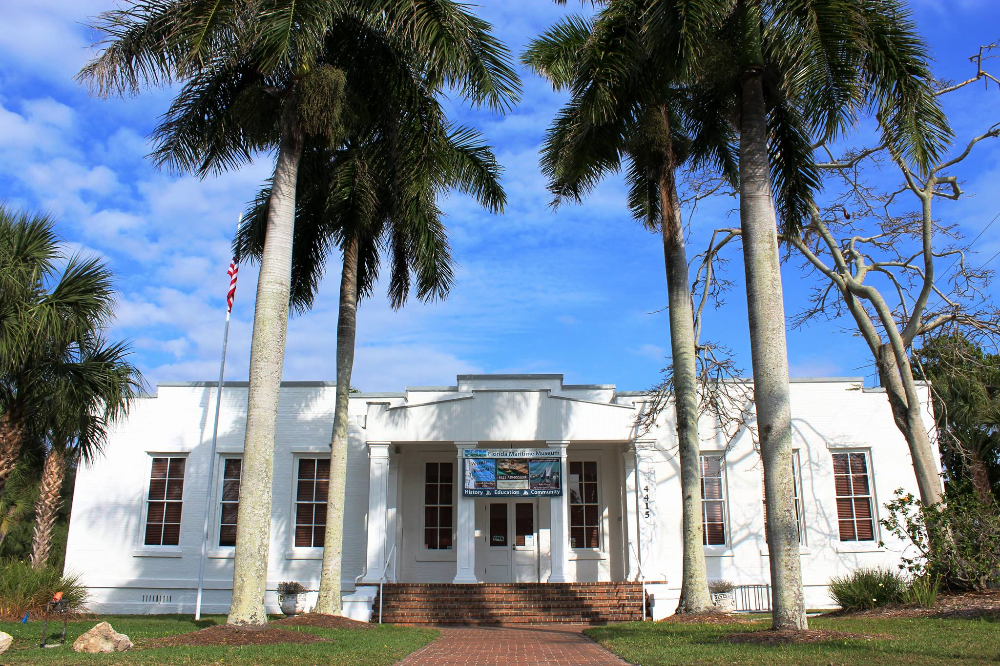 Florida Maritime Museum in Cortez, FL with RVA Vacation Rentals