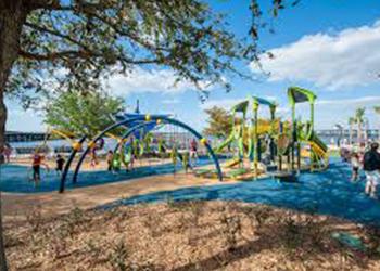 Riverwalk in Bradenton, Florida with RVA Vacation Rentals
