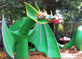 Children's Garden in Sarasota, Florida with RVA Vacation Rentals