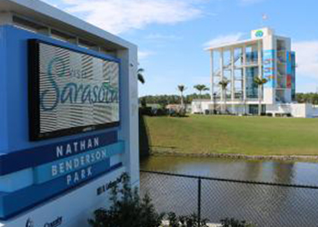Nathan Benderson Park in Lakewood Ranch, FL with RVA