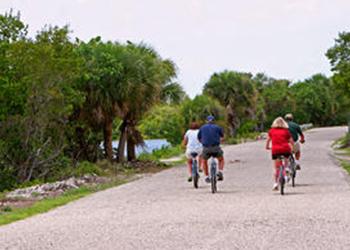 Legacy Bike Trail of Sarasota, Florida with RVA