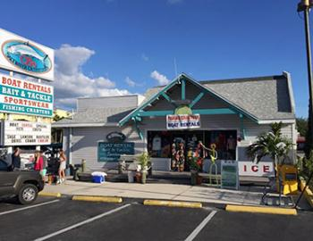 CB's Saltwater Outfitters on Siesta Key, Florida