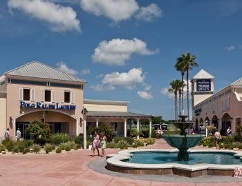 Ellenton Premium Outlets in Ellenton, Florida