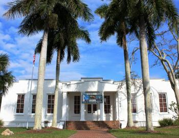 Florida Maritime Museum in Bradenton, FLorida