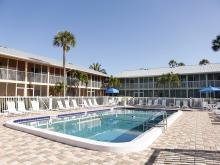 Silver Sands Gulf Beach Resort on Longboat Key by RVA